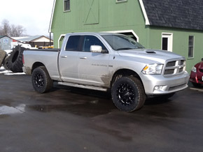 Lift Kits in Colebrook, NH :: Northern Tire
