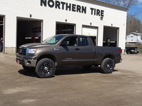 Wheels at Northern Tire